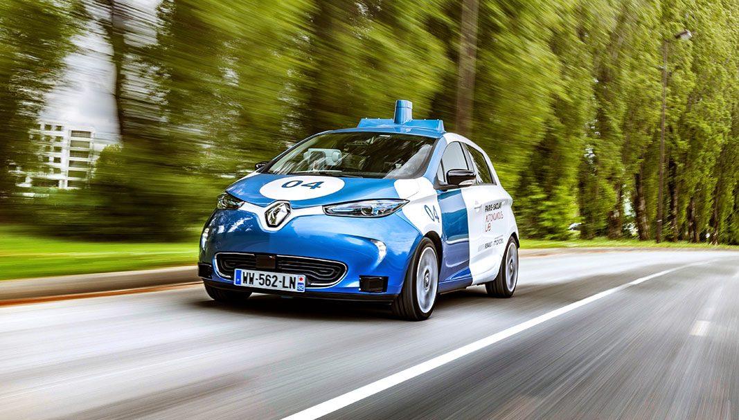"""Arrancan los tests experimentales de Renault de su servicio """"bajo demanda"""""""