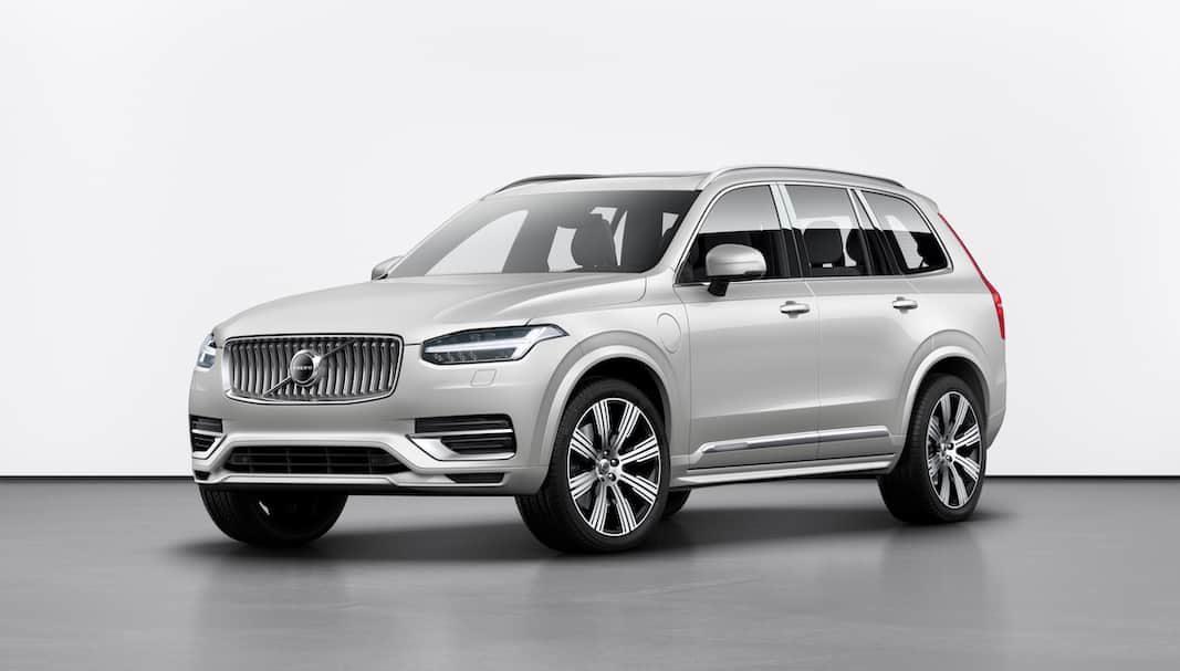 Volvo añade al catálogo versiones 'Mild Hybrid' de los modelos XC60 y XC90