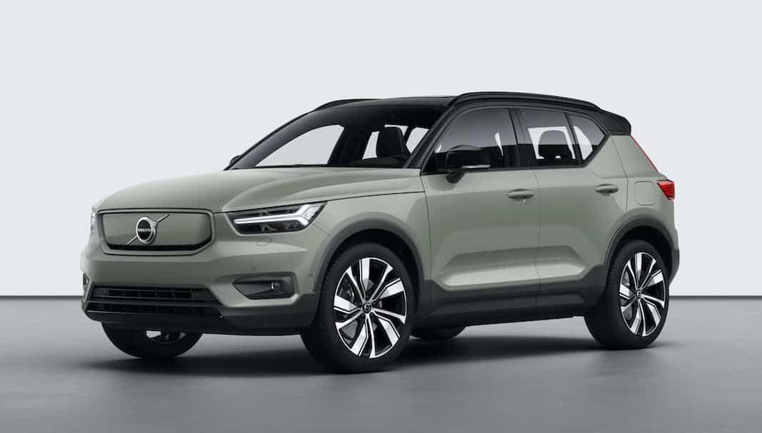 Volvo desvela el XC40 Recharge, su primer eléctrico puro