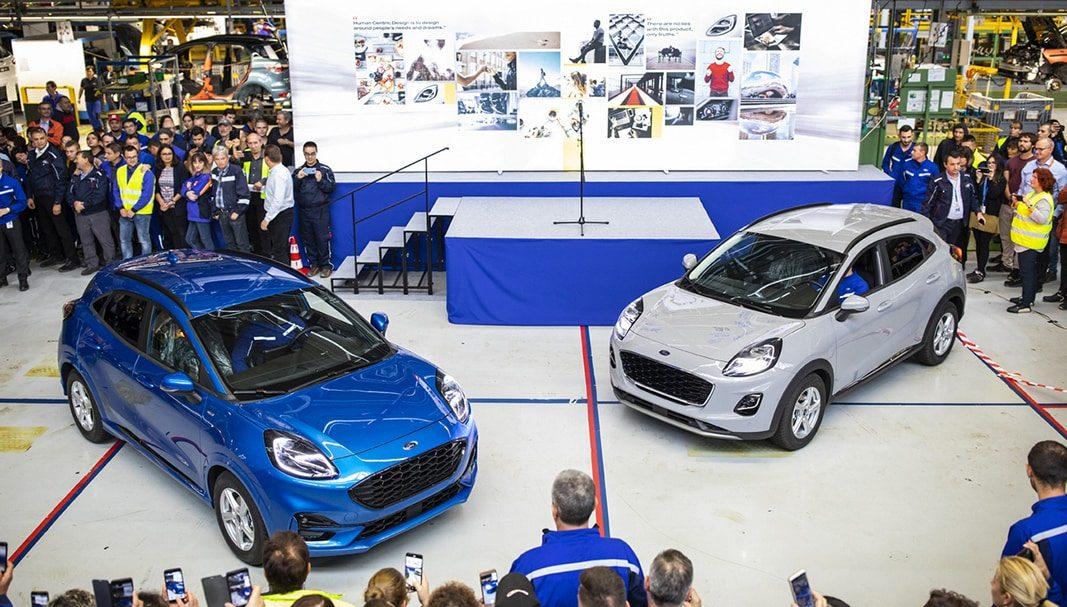 Ford inicia la producción del Puma para Europa en Rumanía