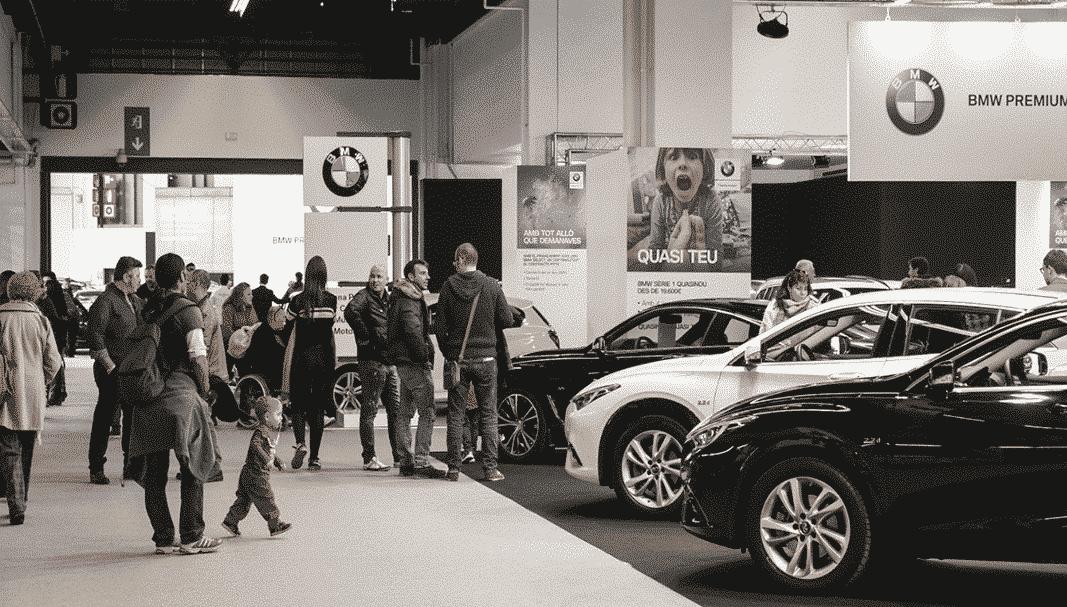 Las ventas de vehículos de ocasión aumentan un 2% hasta septiembre