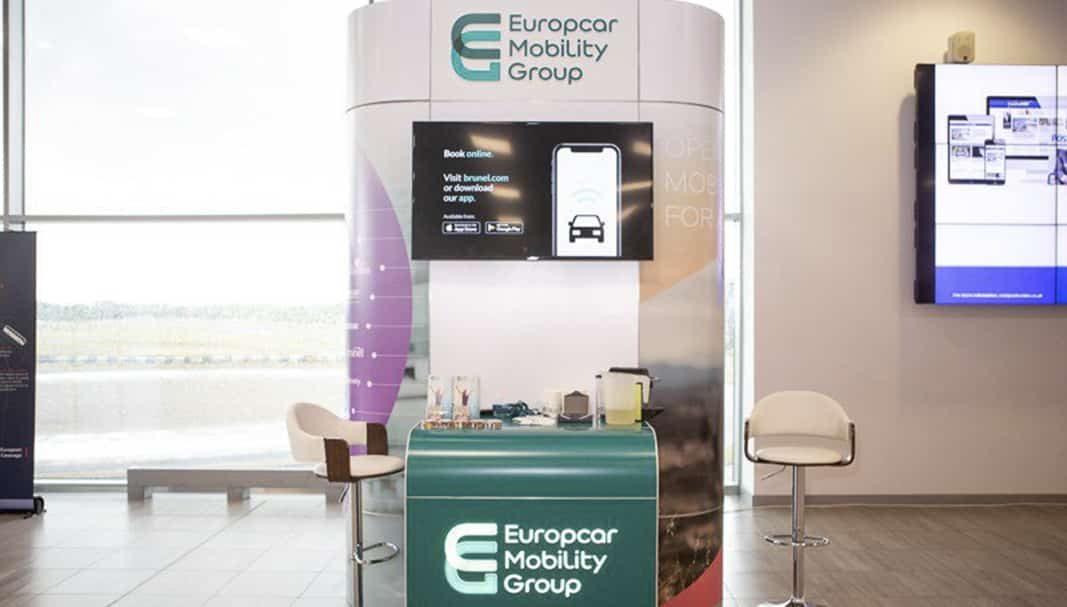 El beneficio neto de Europcar Mobility Group cae un 32% hasta septiembre