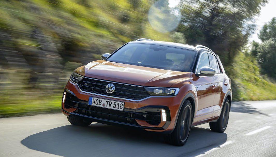 Volkswagen T-Roc R, la opción más deportiva, con 300 CV y tracción integral