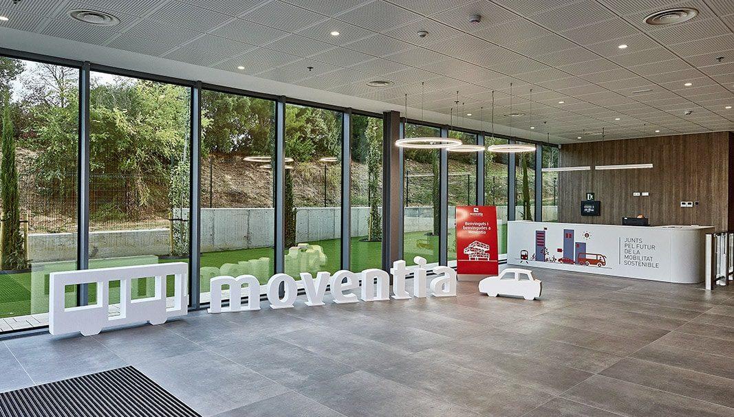 Moventia inaugura su nueva sede corporativa sostenible