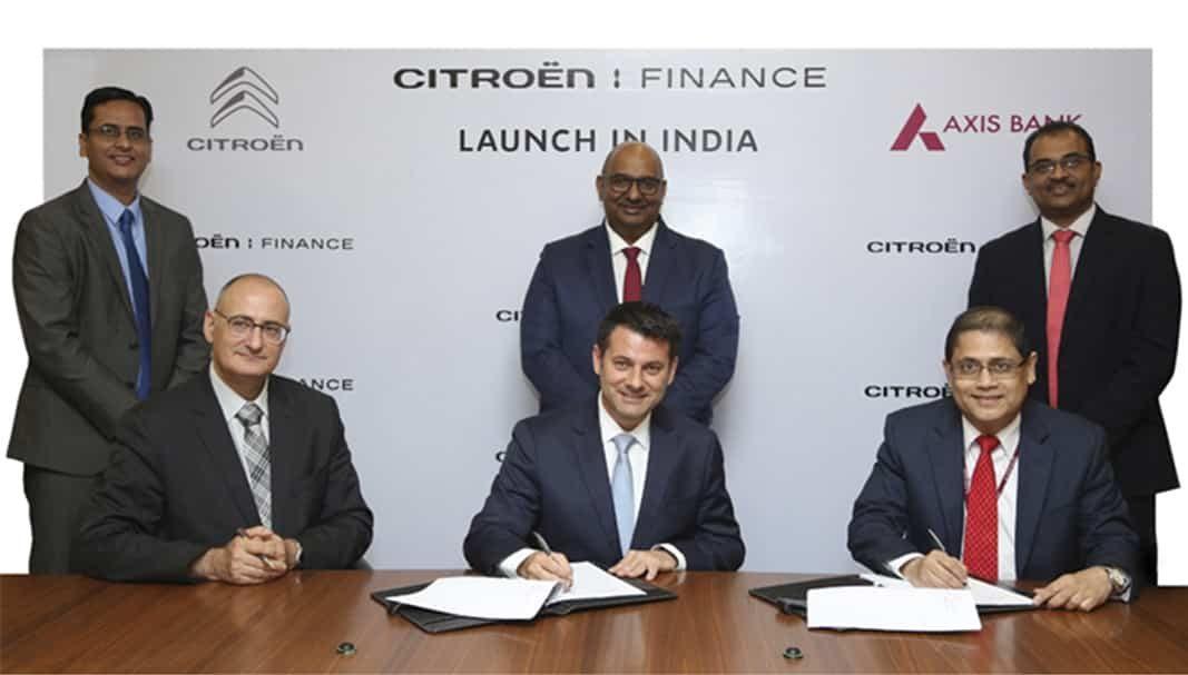 Groupe PSA lanza nuevas soluciones de movilidad en la India