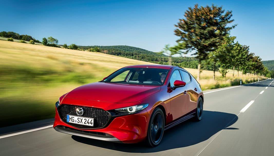 Mazda alcanza en septiembre una cuota de mercado del 2,33%