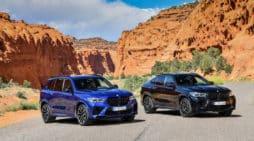 Los nuevos M de los BMW X5 y BMW X6 retoman los planteamientos clásicos