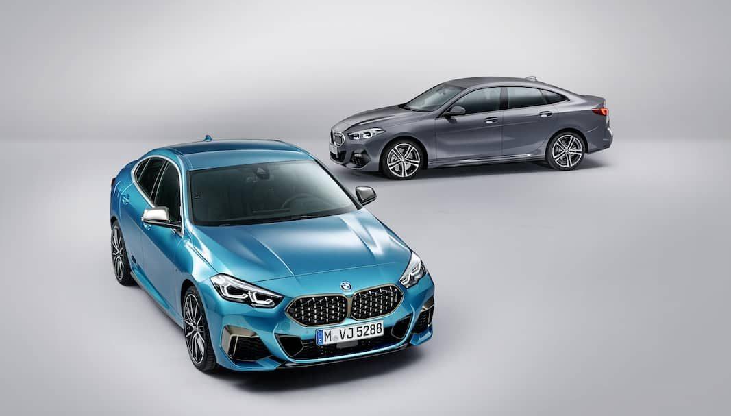BMW da formato gran coupe a la compacta Serie 2
