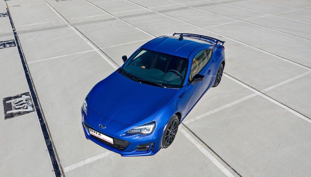 Subaru BRZ Special Edition, una serie limitada a 20 unidades por 32.900 euros