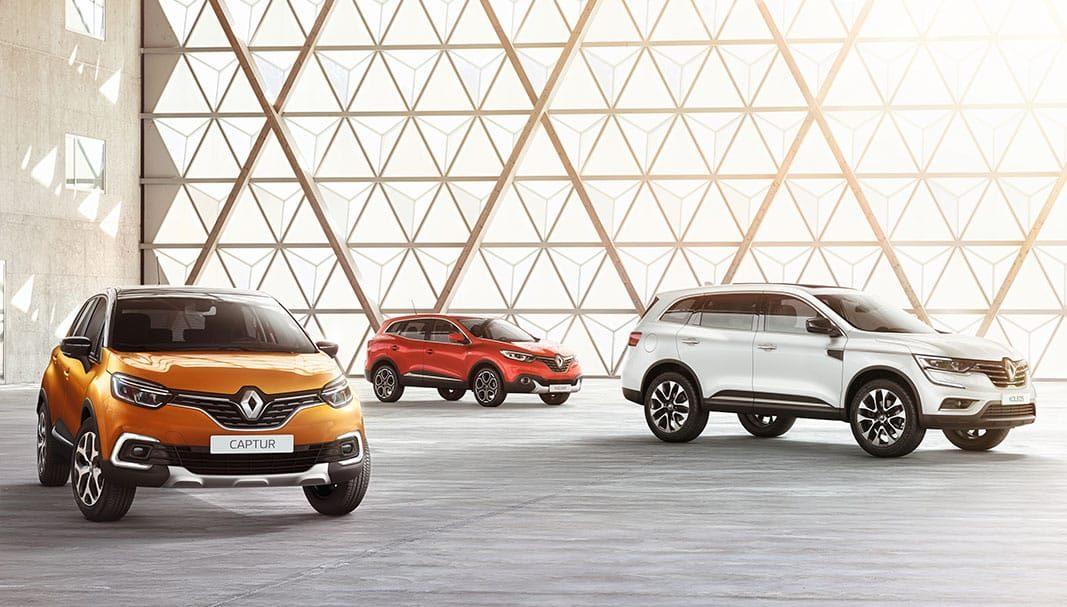 La facturación de Renault cae un 5% hasta septiembre