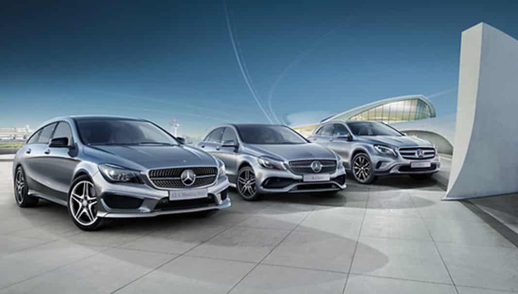 Mercedes-Benz lanza un renting de usados para clientes particulares