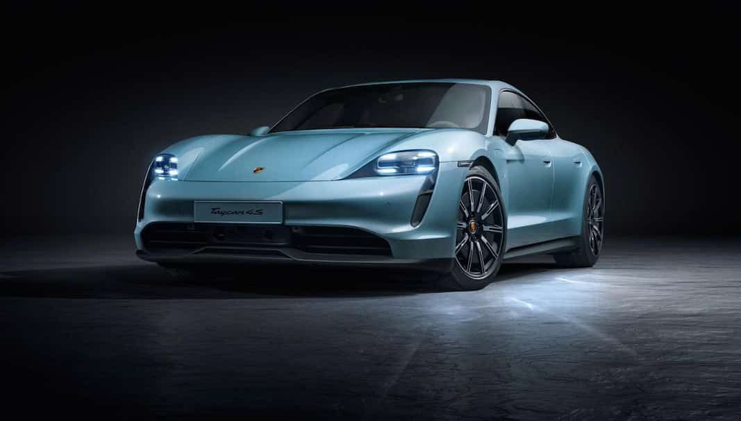 Porsche introduce una versión de entrada en la gama del eléctrico Taycan
