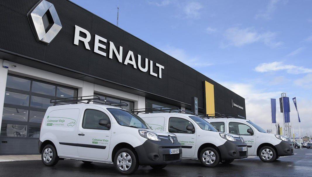 La flota municipal de Colmenar Viejo se renueva con tres furgonetas eléctricas