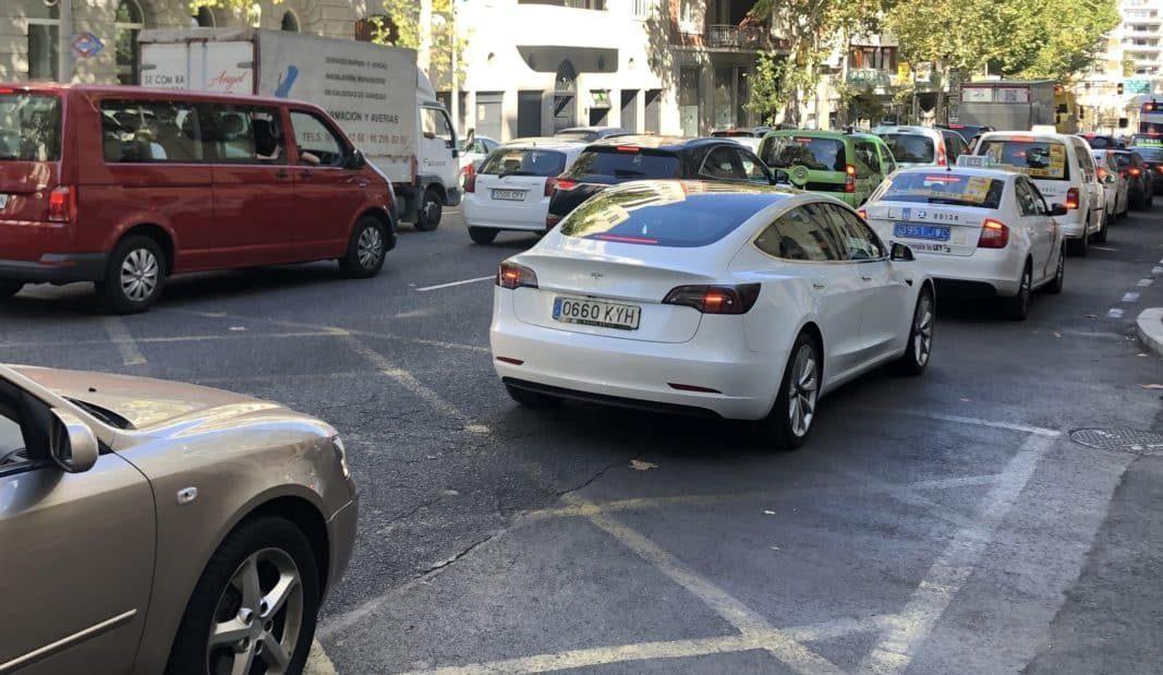 Las automatriculaciones caen un 20% en septiembre en España, con 11.729 unidades