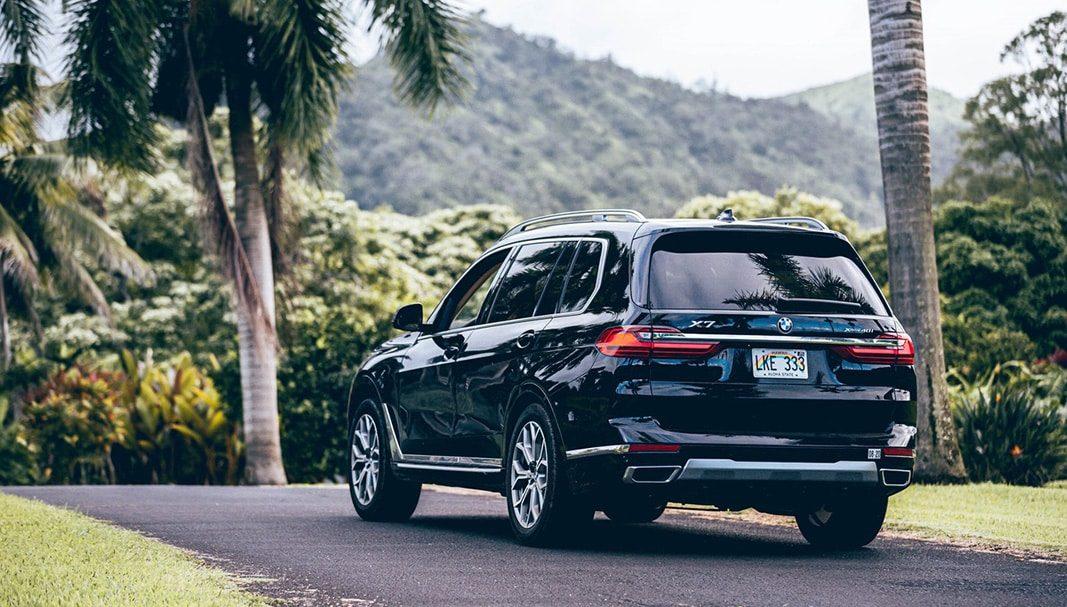 La flota premium de Sixt España se refuerza con el nuevo BMW X7