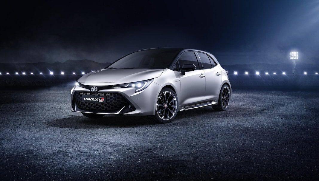 Toyota Corolla GR-Sport, un híbrido con tono deportivo