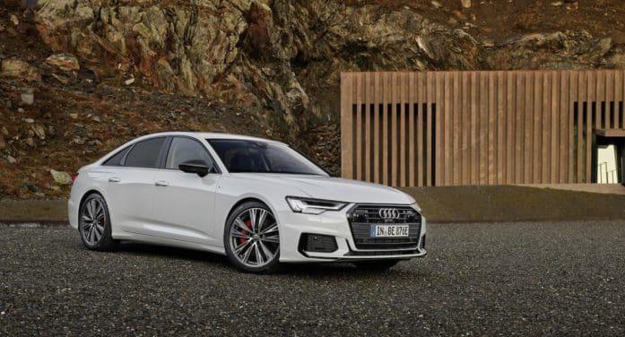 A6 55 TFSIe, un nuevo enchufable de Audi desde 76.905 euros