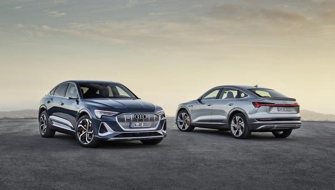 Audi e-tron Sportback, un SUV coupé que llegará al mercado en la primavera
