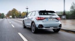 Audi A1 citicarver. renting