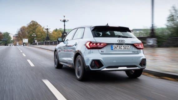 Audi lidera las ventas de renting de mayo en España