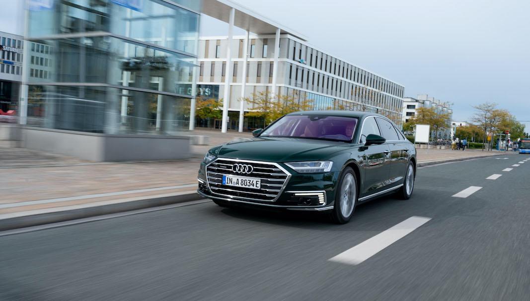 Audi A8 L60.
