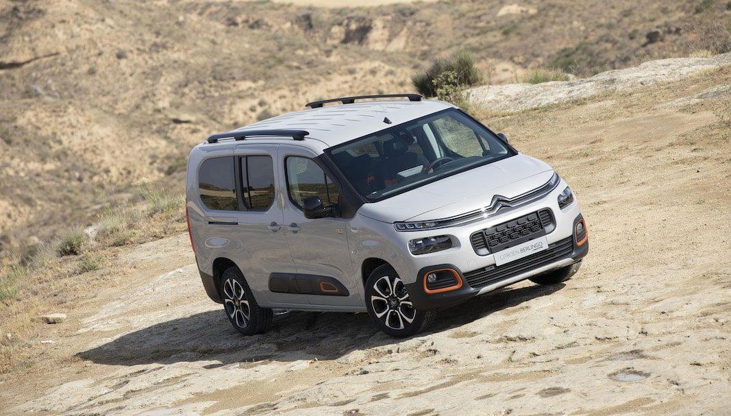 Citroën Berlingo by Tinkervan, un camper con vocación aventurera