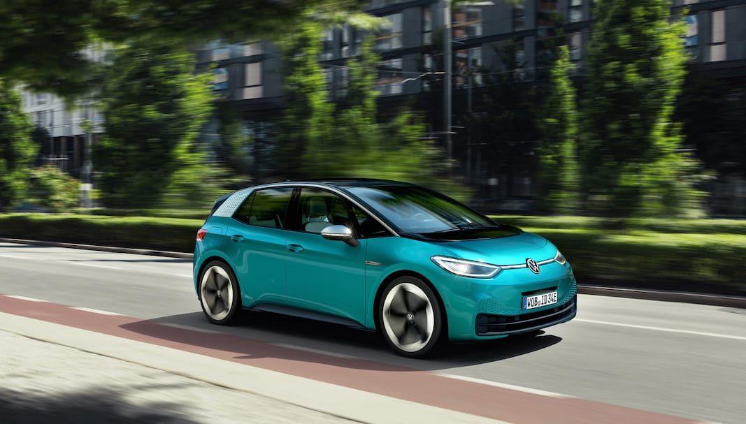 Volkswagen abrirá pedidos para el eléctrico ID.3 el próximo mes