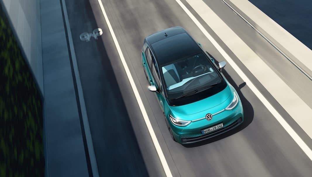 Volkswagen abre pedidos para el eléctrico ID.3