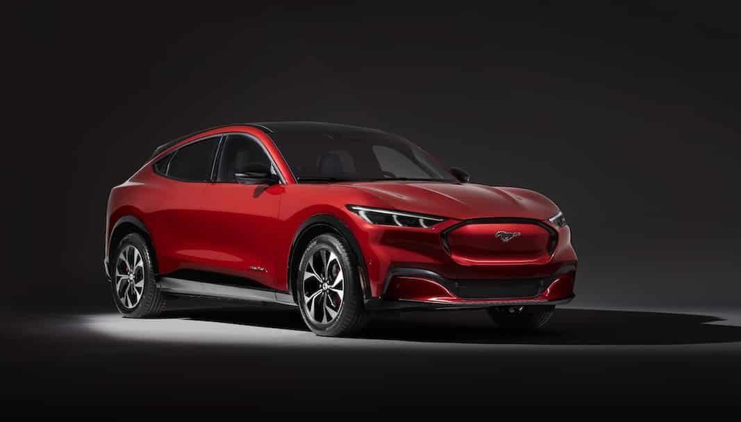 Mustang Mach-E GT, el símbolo de la electrificación en Ford