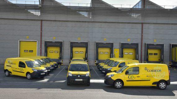Las ventas de coches a empresas mantienen el pulso en España