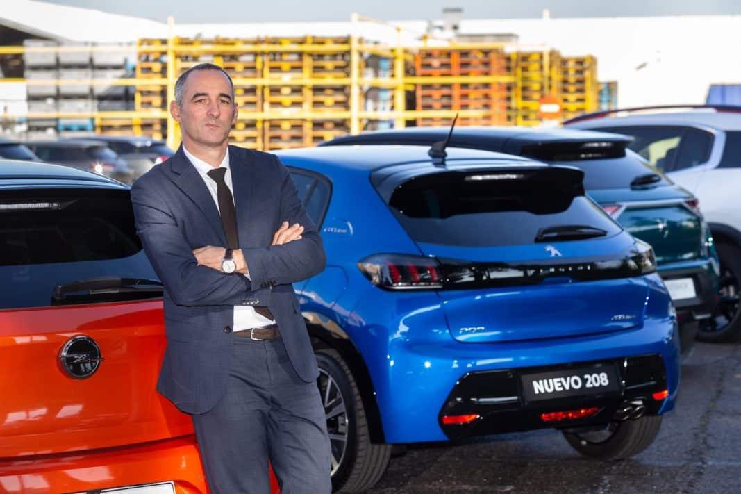 Fleet People entrevista al director de Ventas Corporate y VO de PSA, Olivier Quilchini, en su sede de Villaverde, Madrid el 25 de octubre de 2019. / FOTOGRAFÍA: DANIEL SANTAMARÍA