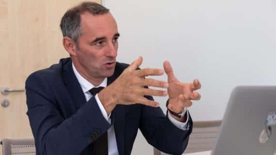 """Olivier Quilichini (PSA): """"Este año aumentaremos un 5% nuestras ventas a flotas"""""""