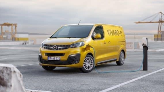 Vivaro-e, estandarte de la ofensiva eléctrica de la Opel en comerciales ligeros
