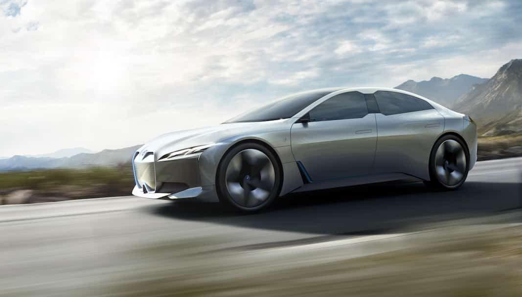 BMW i4, un Gran Coupé eléctrico que llegará al mercado a partir de 2021