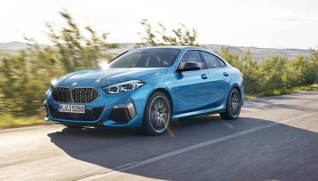 El nuevo BMW Serie 2 Gran Coupé, desde 30.900 euros