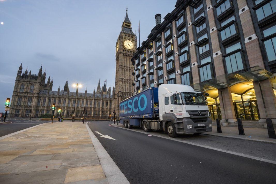 Reino Unido matriculó 83.000 coches en flotas en octubre, un 1,4% menos