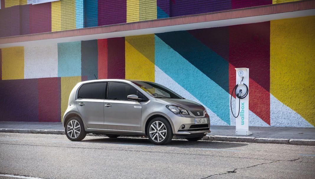 Para la 'city': El Seat Mii eléctrico tendrá 260 kilómetros de autonomía