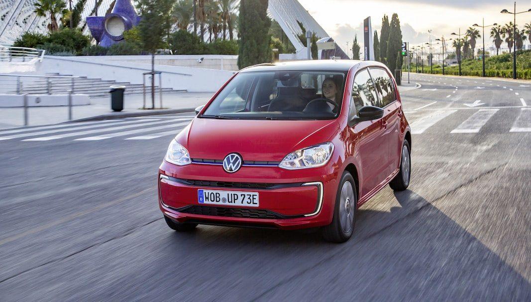 El e-up! cierra una trilogía eléctrica en el Grupo Volkswagen