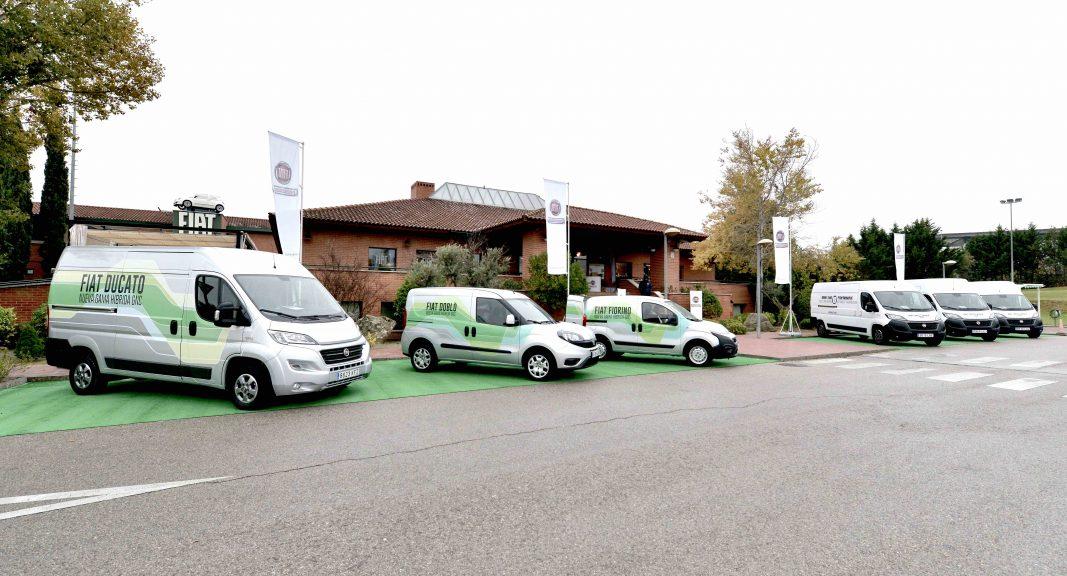Fiat Professional incrementará sus ventas un 8% en 2019 en España