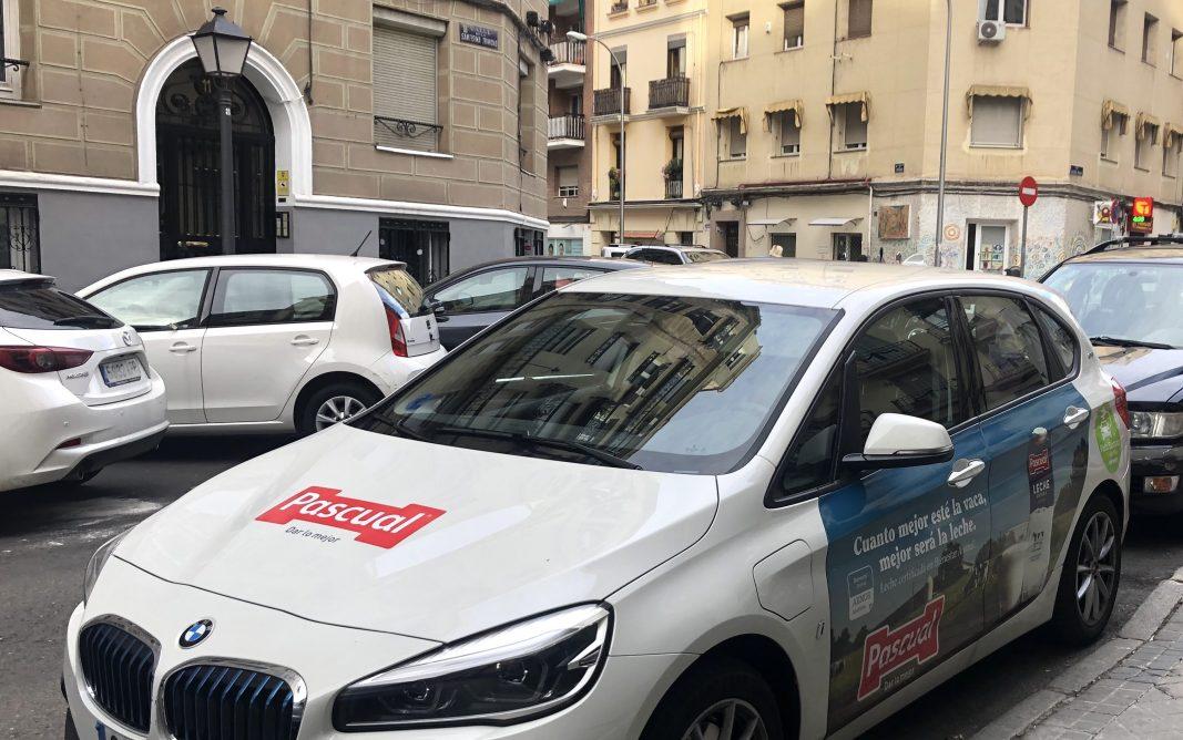 Las matriculaciones de renting caen un 97% en abril en España por el coronavirus