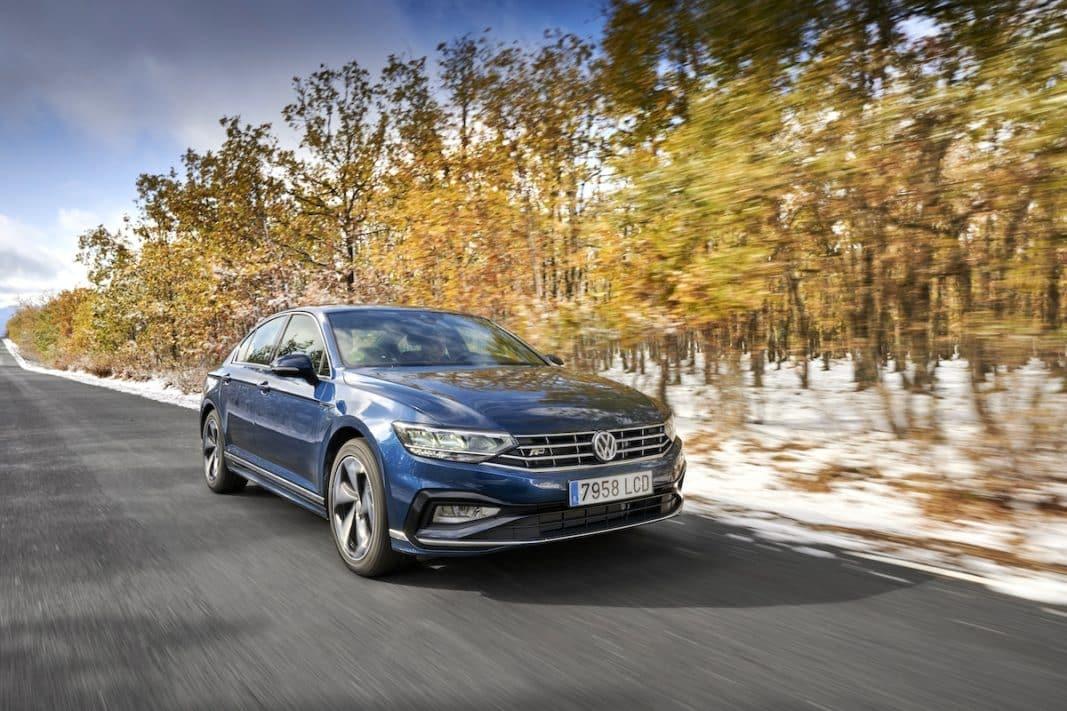Volkswagen Passat. FOTOGRAFÍA: Christian Colmenero