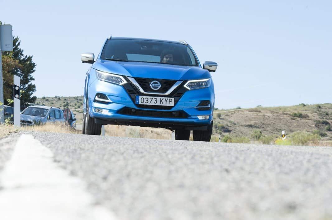 El Nissan Qashqai fue el primer SUV del mercado. / FOTOGRAFÍA: FERNANDO ARÚS @FLEET PEOPLE