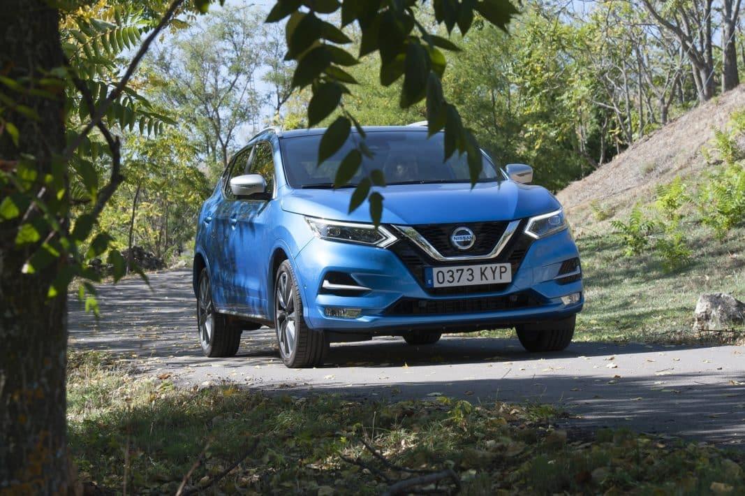 El Nissan Qashqai repite liderato y es el vehículo más vendido en renting en España en 2020. / FERNANDO ARÚS @FLEET PEOPLE