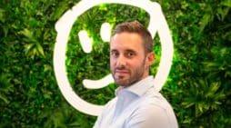 Fleet People entrevista al nuevo CEO de Amovens, Alberto Bajjali . En Madrid el 25 de septiembre de 2019. / DANIEL SANTAMARÍA @FLEET PEOPLE