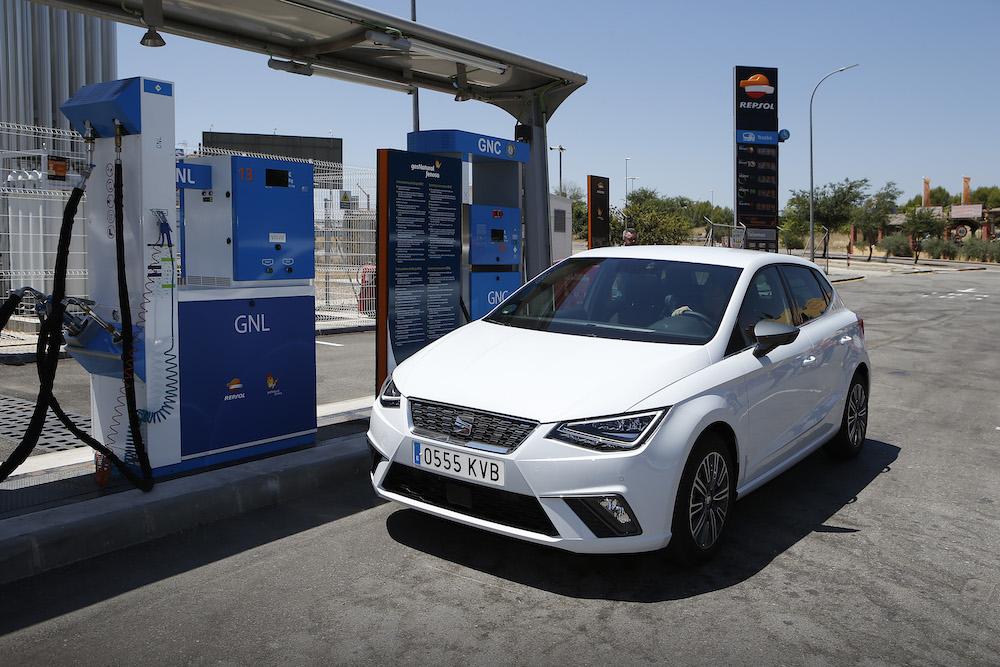 El biometano en vehículos de gas reducirá un 55% el CO2 en 2030