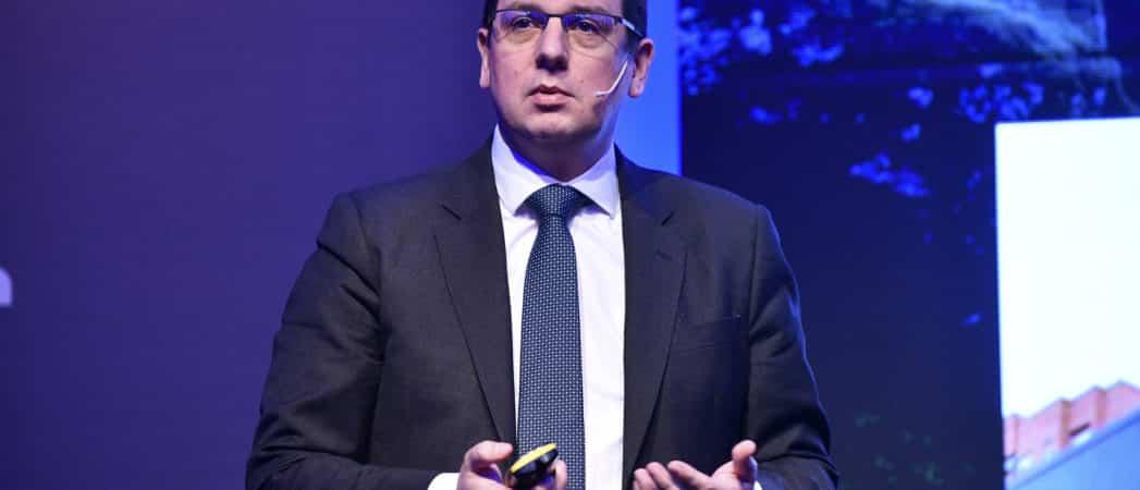Christophe Mandon, director general de las marcas de PSA Peugeot, Citroën y DS para España y Portugal