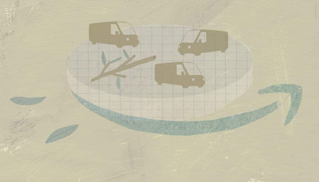 ¿Puede Amazon convertirse en un gigante global de las flotas?