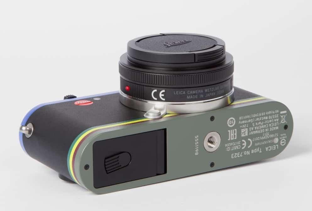 Base de la Leica by Paul Smith.