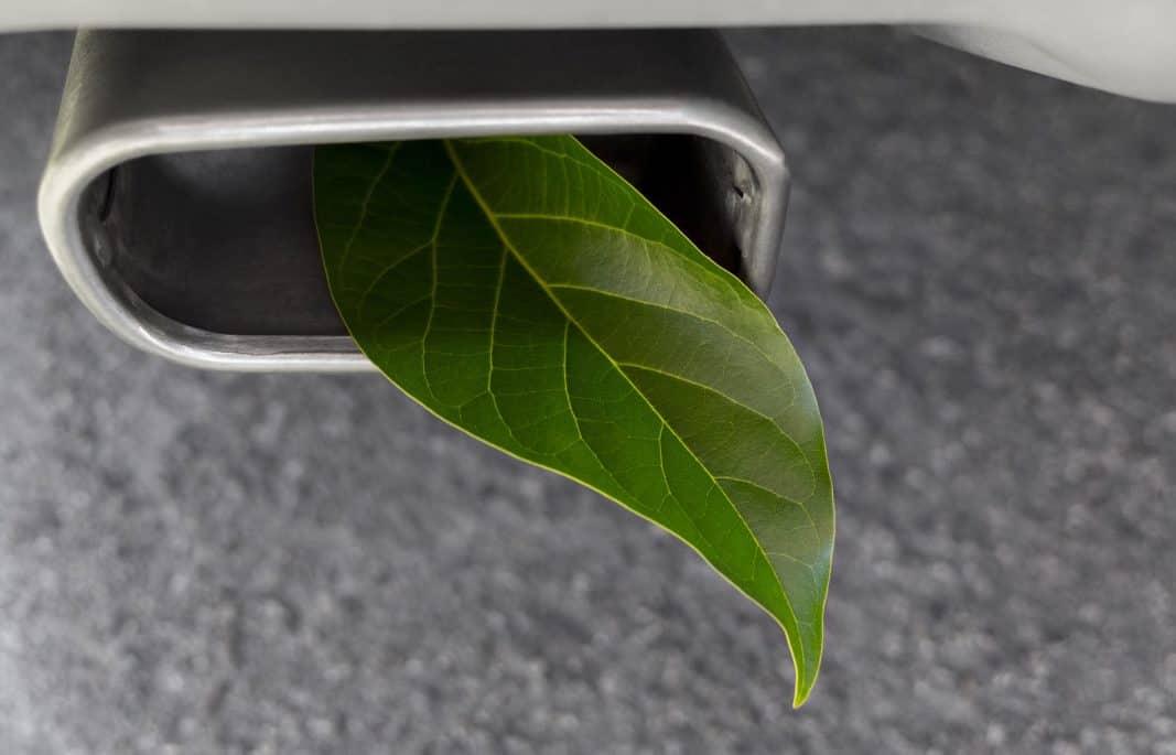 CO2, El gas que corta la respiración del automóvil