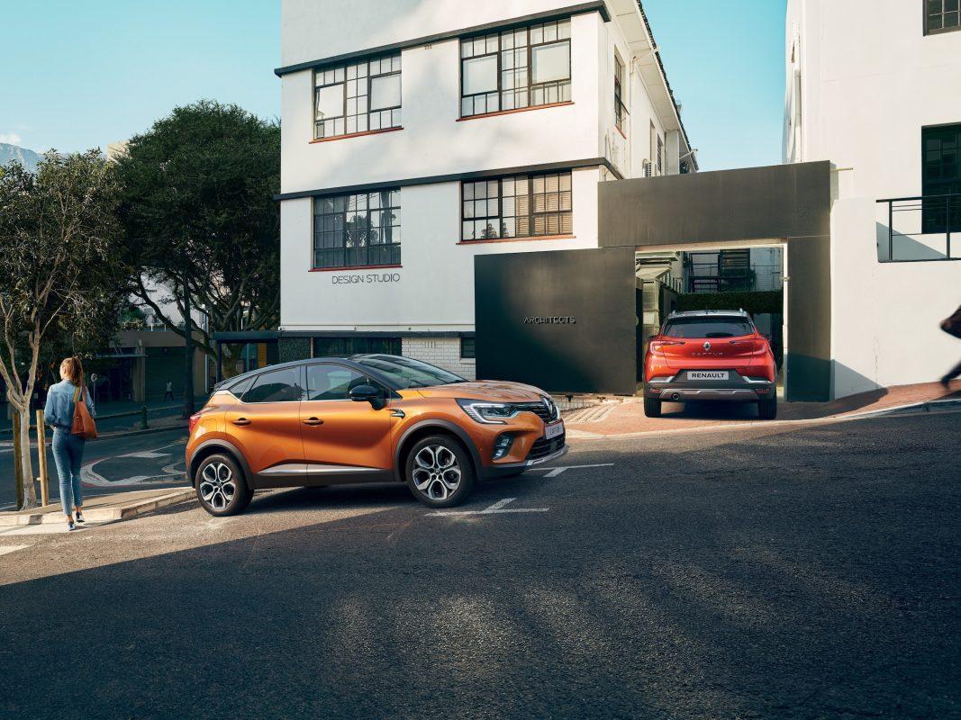 Renault agranda el nuevo Captur y amplía su núcleo de conquista de empresas